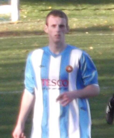 Thistle striker Graham Gracie