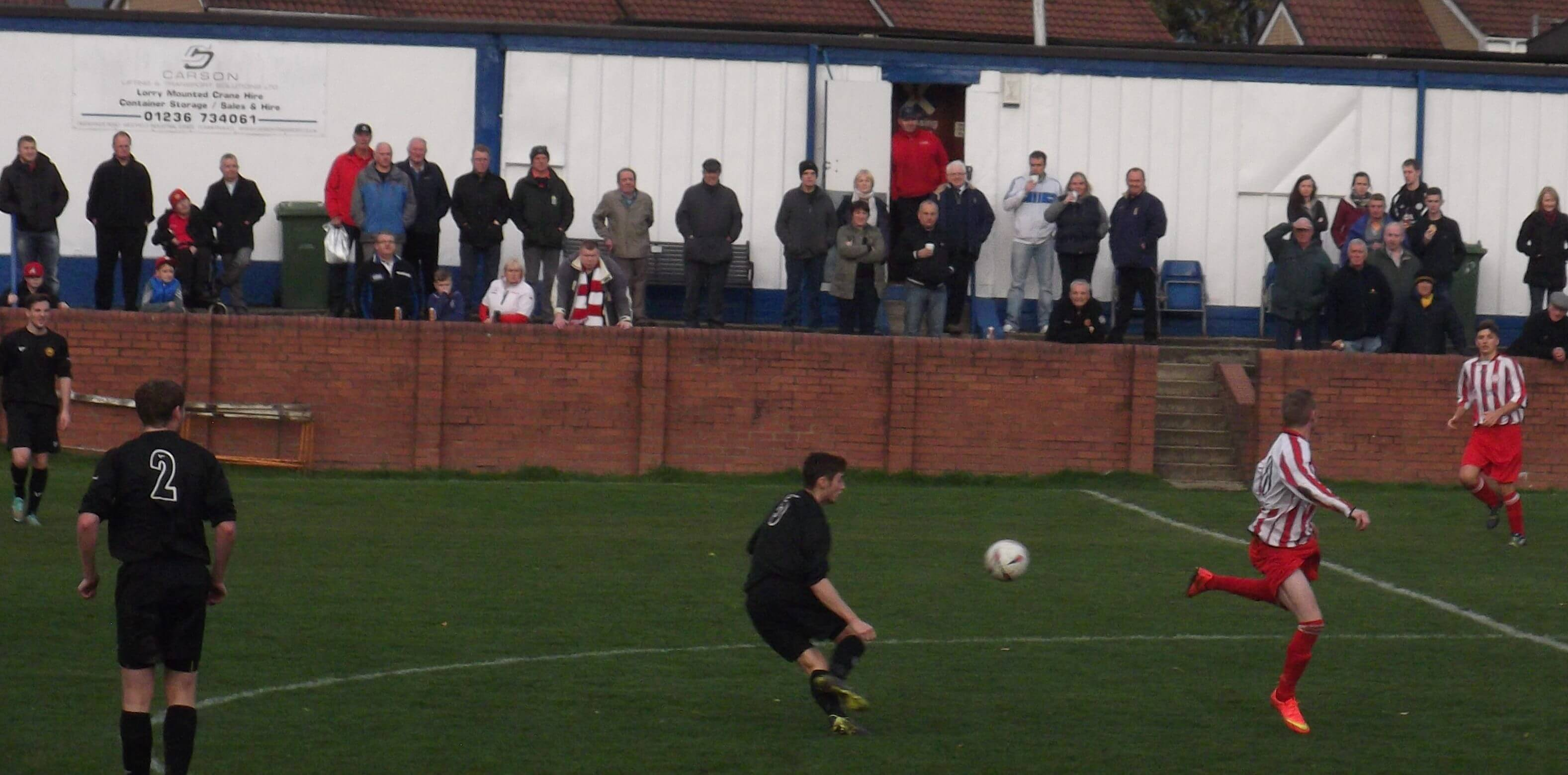 Bellshill v Larkhall Thistle 1st November 2014 - 5