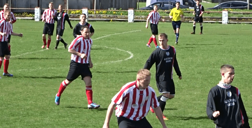 second half action